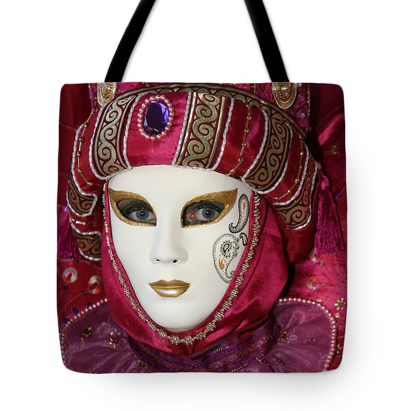 Danielle's Portrait Tote Bag by Donna Corless
