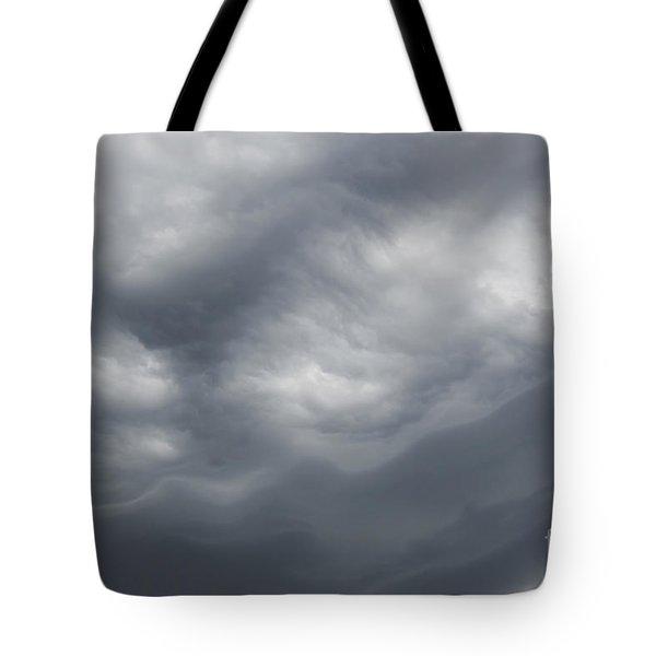 Dard Sky Before Storm Tote Bag by Michal Boubin