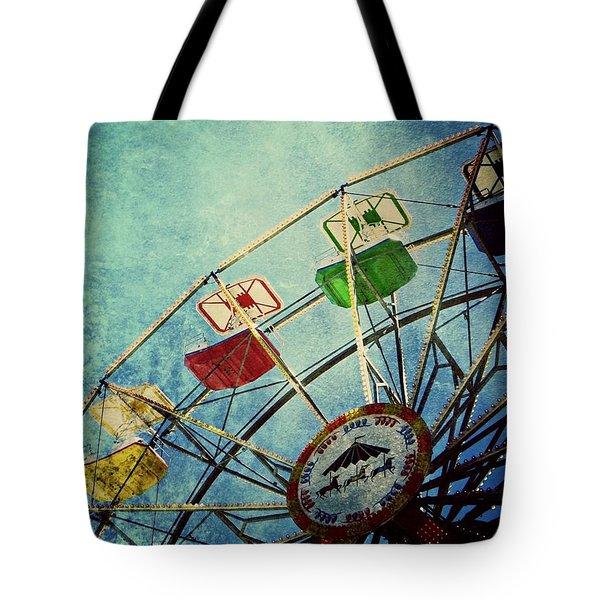 Dark Carnival Tote Bag