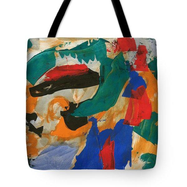 Dark Feelings Tote Bag by Taylor Webb