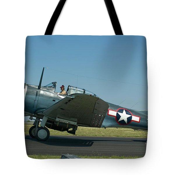 Dauntless Driver Tote Bag