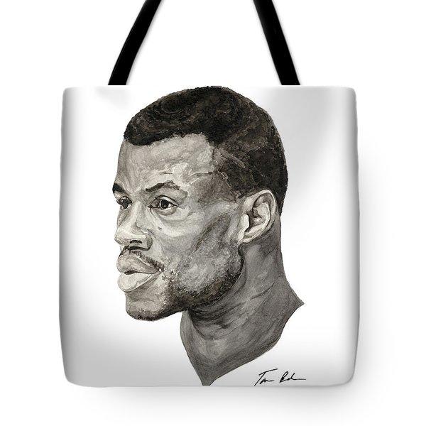 David Robinson Tote Bag by Tamir Barkan