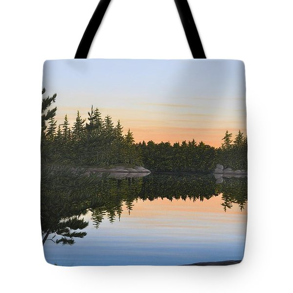 Dawns Early Light Tote Bag
