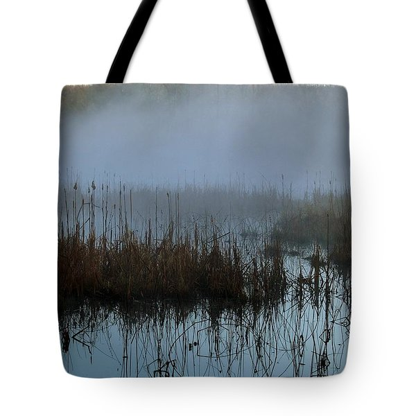 Daybreak Marsh Tote Bag