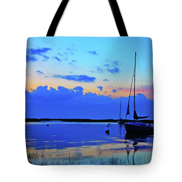 Day's End Rock Harbor Tote Bag