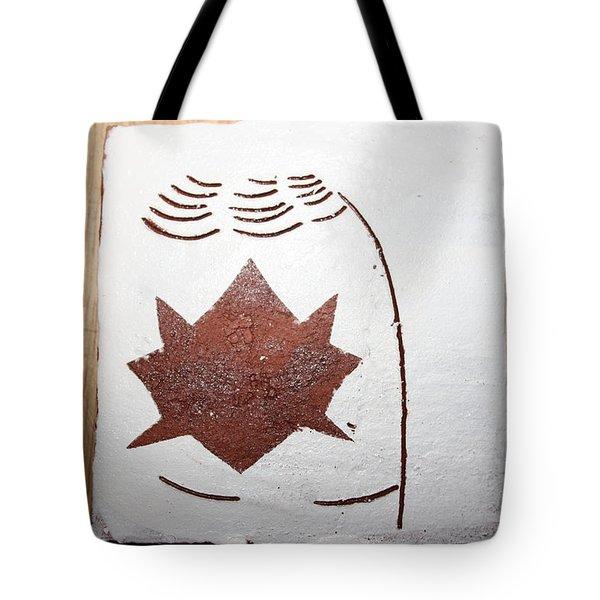 Deana - Tile Tote Bag by Gloria Ssali