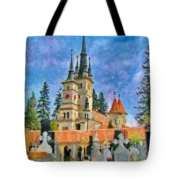 Death And Life Tote Bag by Jeffrey Kolker