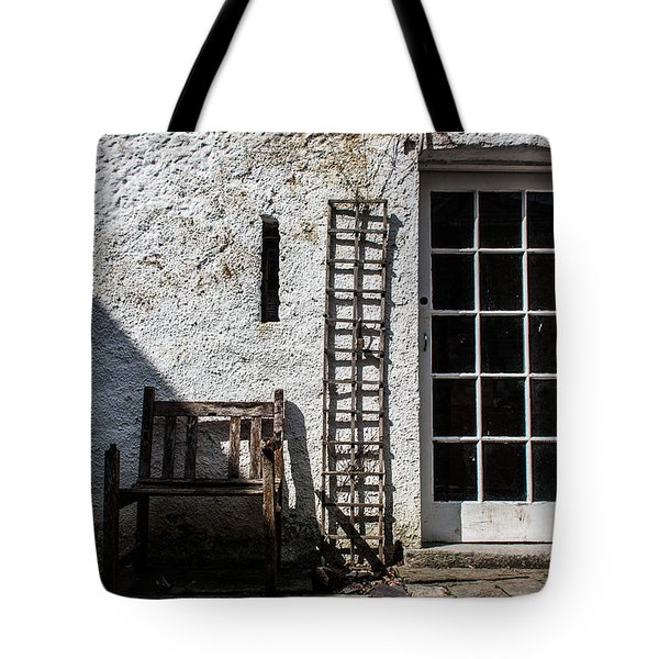 Decay Tote Bag by Semmick Photo