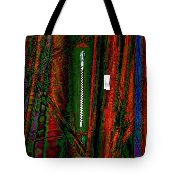 Decisions No. 1 Tote Bag by Paula Ayers