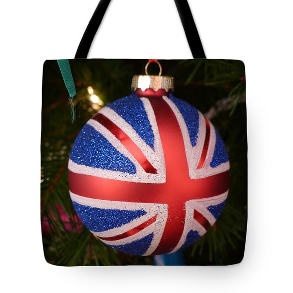 Tote Bag featuring the photograph Decorate The Union by Richard Reeve