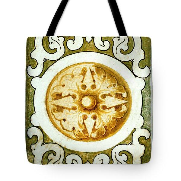 Decorative Art Tote Bag by Gaspar Avila