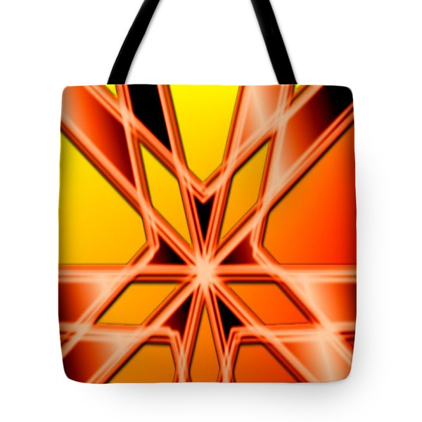 Tote Bag featuring the digital art Deep Thought by George Pedro