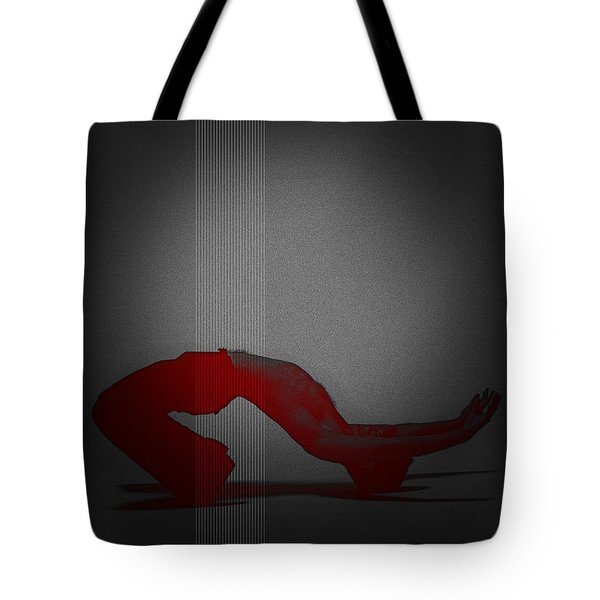 Defiance Tote Bag by Naxart Studio
