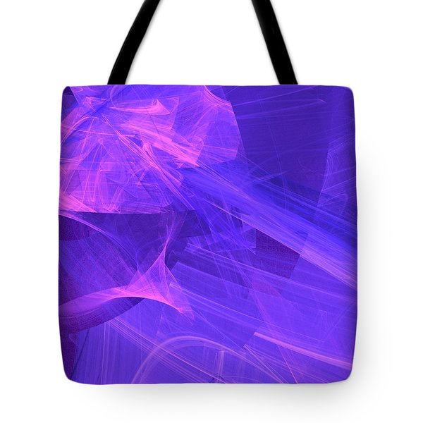 Tote Bag featuring the digital art Definhareis by Jeff Iverson