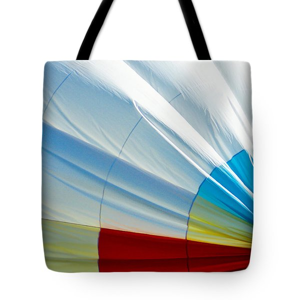 Deflating Tote Bag