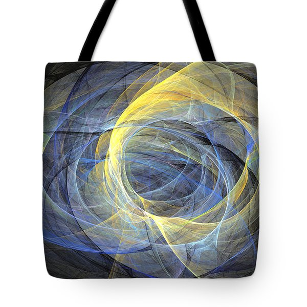 Delightful Mood Of Abstracted Mind Tote Bag