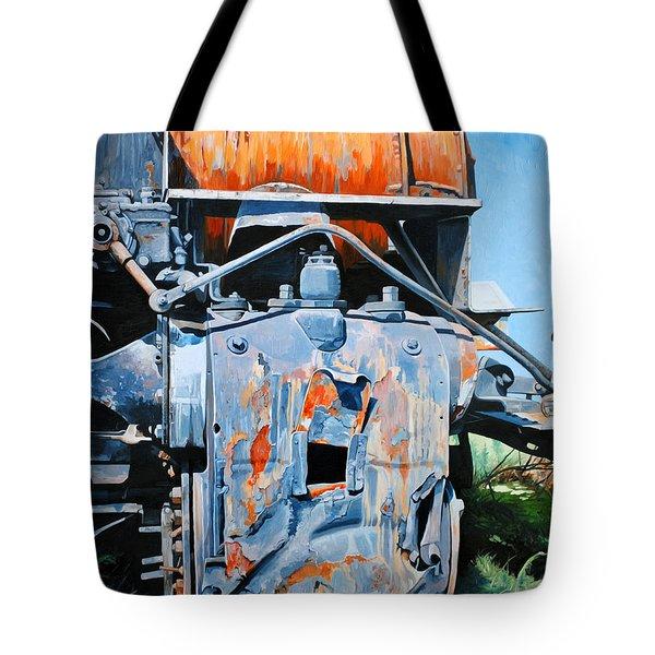 Derelict Tote Bag