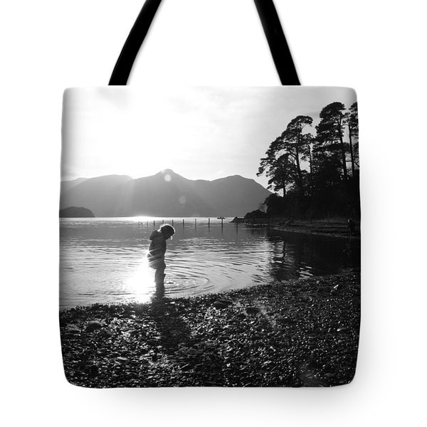 Derwent Tote Bag by Linsey Williams