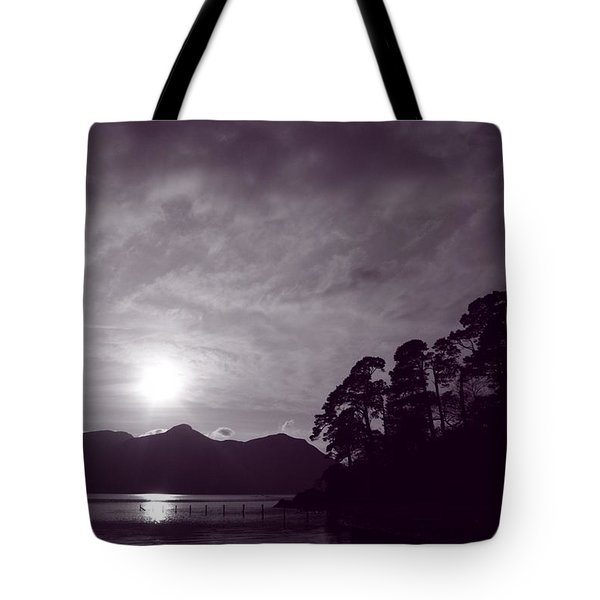 Derwent Ripples Tote Bag by Linsey Williams