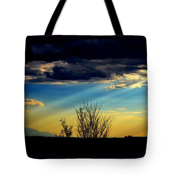Desert Dusk Tote Bag