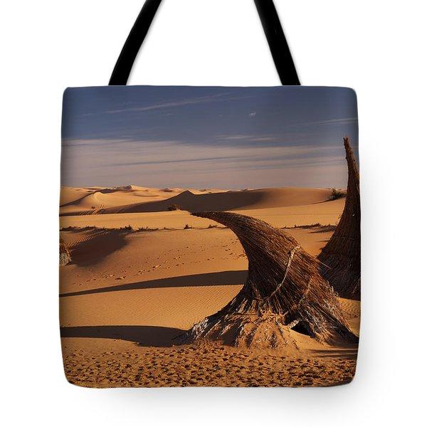 Desert Luxury Tote Bag