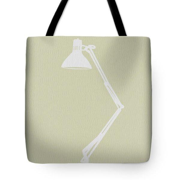 Desk Lamp Tote Bag