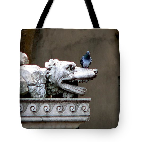 Despised Pigeon Tote Bag