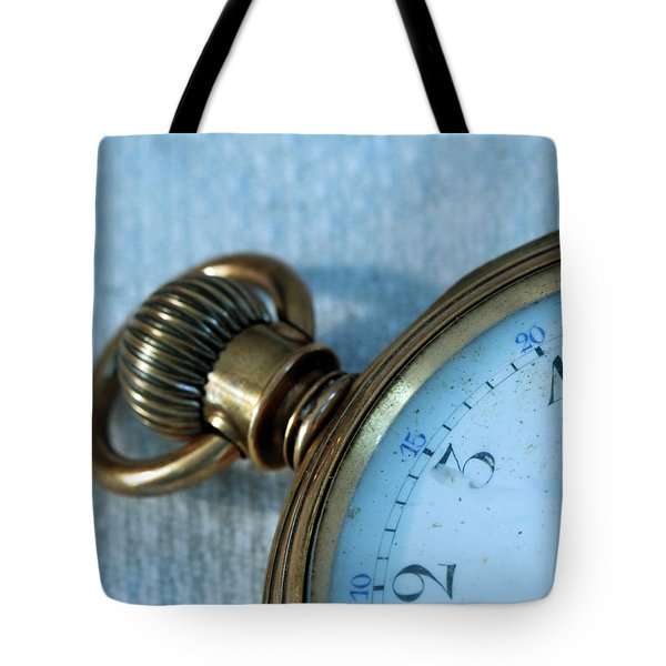 Tote Bag featuring the photograph Details Of Time 1 by Kay Lovingood
