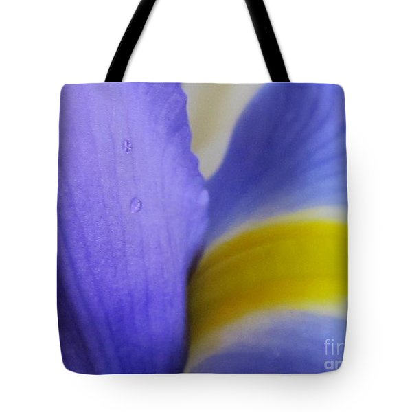 Tote Bag featuring the photograph Dew Drop by Arlene Carmel