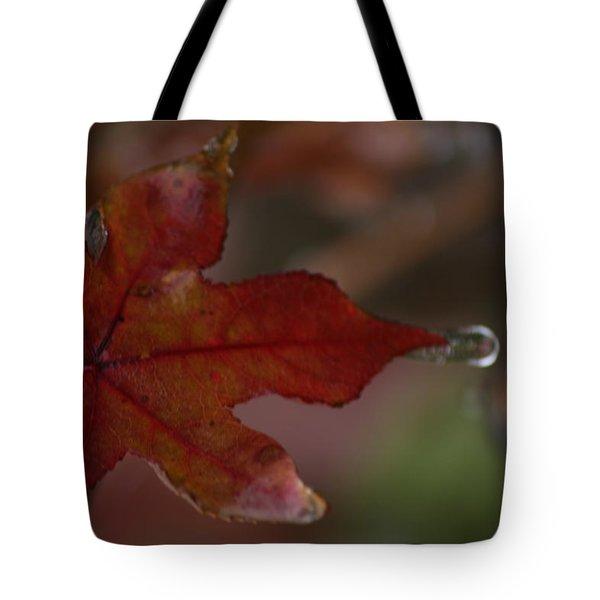 Dew Drop Tote Bag