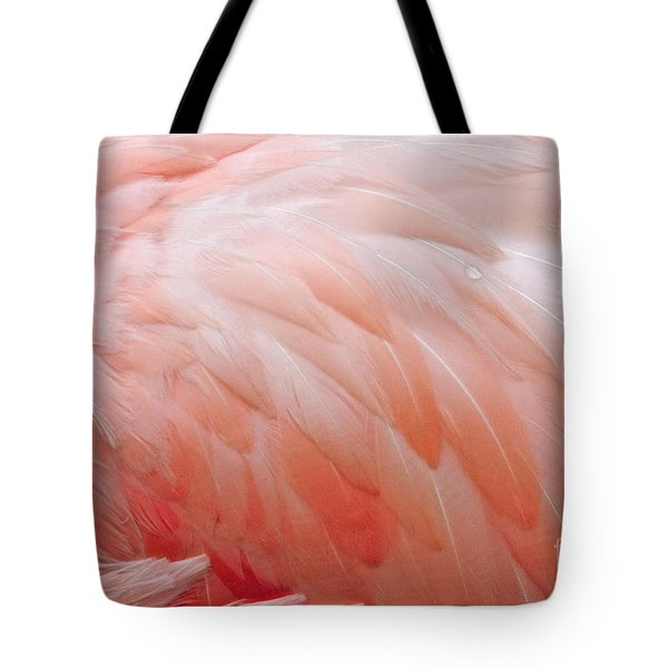 Dewy Featherbed Tote Bag