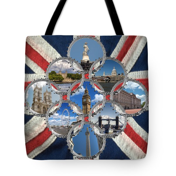 Diamond City Tote Bag