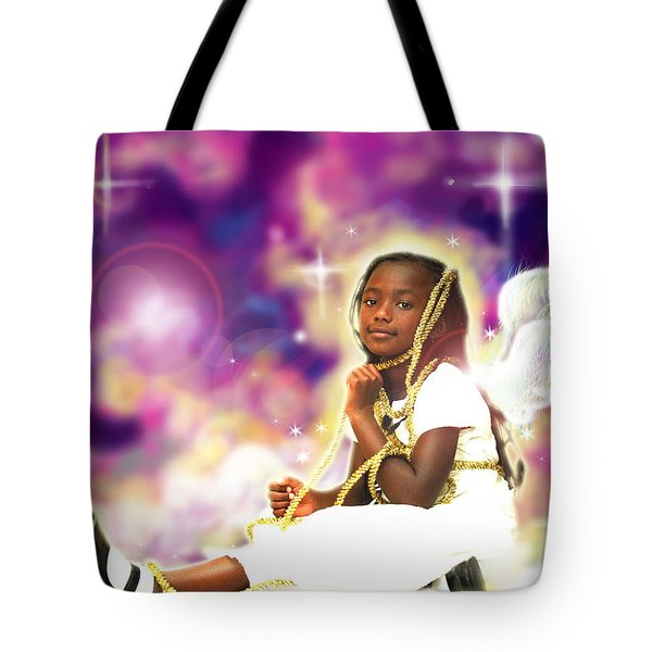 Diamond.angelic 2 Tote Bag