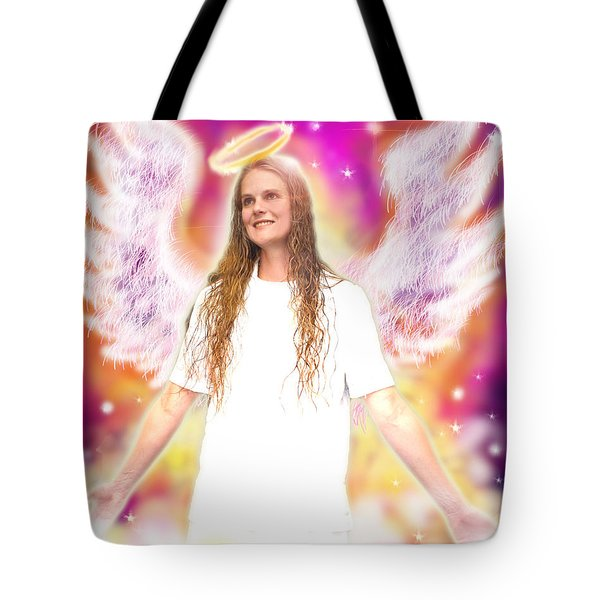Diamond.angelic 4 Tote Bag