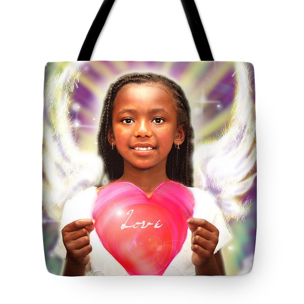 Diamond.angelic  Tote Bag
