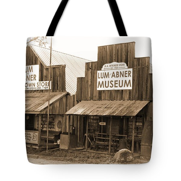 Dick Huddleston Store Est. 1909 Tote Bag by Douglas Barnard