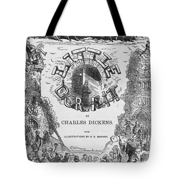 Dickens: Little Dorit Tote Bag by Granger
