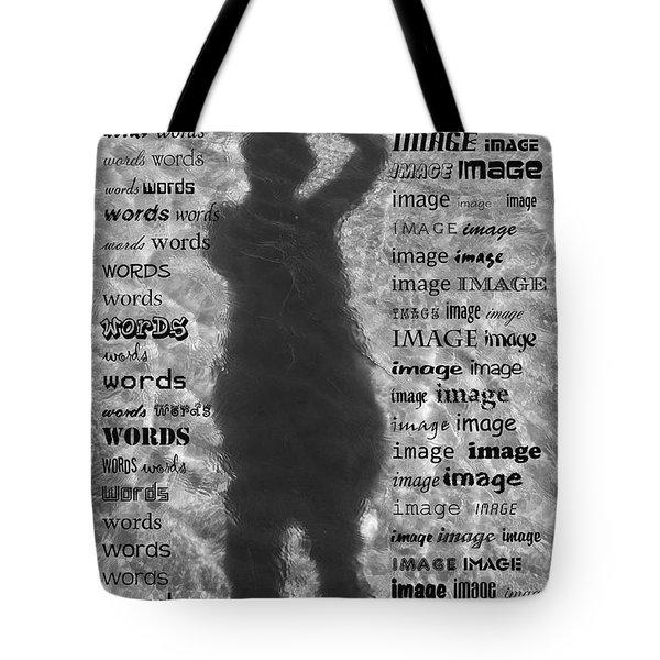 Diction Tote Bag by Betsy Knapp