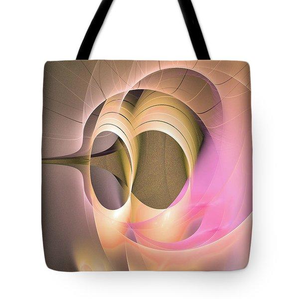 Dies Laetitiae - Abstract Artart Tote Bag