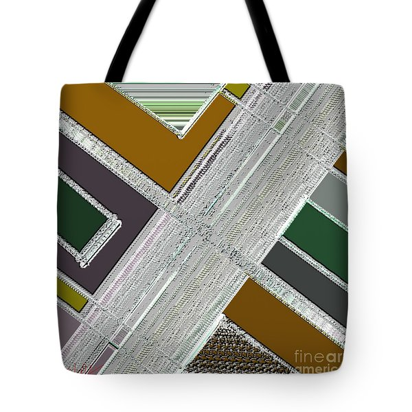 Digital Design 314 Tote Bag by Nedunseralathan R