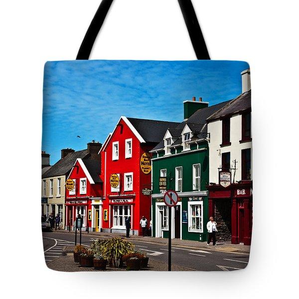 Dingle Bay Color Tote Bag