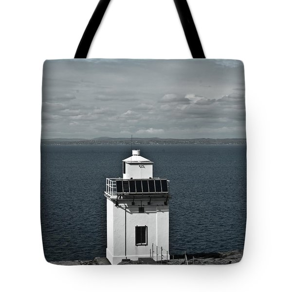 Dingle Peninsula Lighthouse Ireland Tote Bag