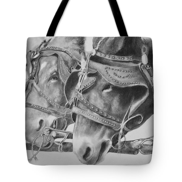 Dink And Donk Tote Bag