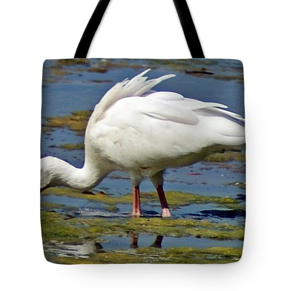 Dinnertime Tote Bag by Joe Faherty