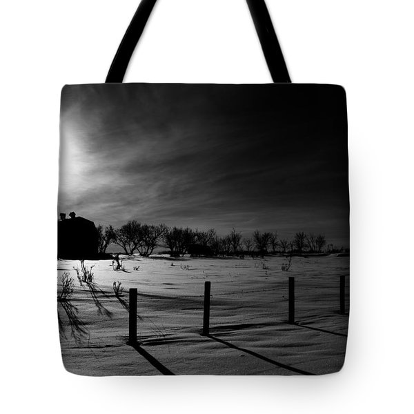 Direction Of Enlightenment  Tote Bag by Empty Wall