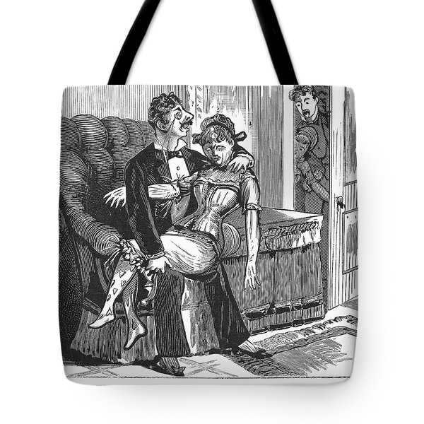 Discarded Lover, 1890s Tote Bag by Granger