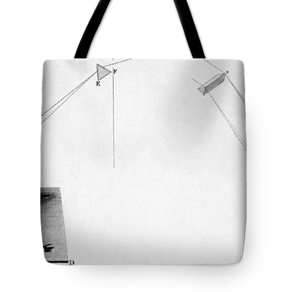 Discovery Of Infrared Radiation In Tote Bag by Science Source