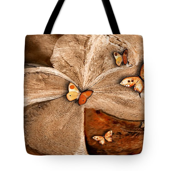 Discovery Tote Bag by Paula Ayers