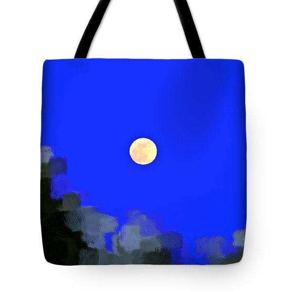 Distortion Tote Bag by Gwyn Newcombe