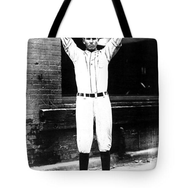Dizzy Dean (1911-1974) Tote Bag by Granger